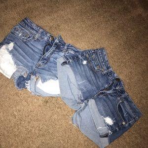 AE Jean Shorts Bundle